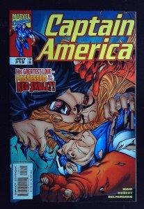 Captain America #19 (1999)
