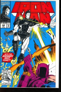 Iron Man #286 (1992)
