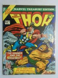 Thor #10 - 8.0? - Treasury bagged & boarded - 1976