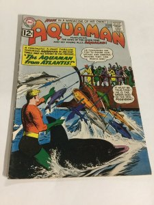 Aquaman 3 Vg+ Very Good+ 4.5 DC Comics Silver Age