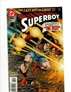 11 Superboy DC Comics # 51 52 53 54 55 56 (1) 57 58 59 60  GK22