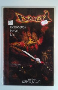 Devil May Cry #2 (2004) FC Dreamwave Productions 8.0 VF Comic Book Super Beast