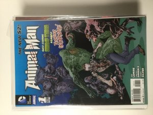 Animal Man Annual #1 (2012) HPA