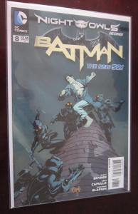 Batman (2012 2nd Series) #8, 8.0/VF