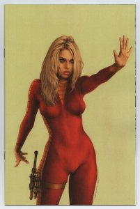 Barbarella #3 Cvr O 1:7 Celina Virgin Variant (Dynamite, 2021) NM