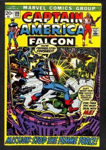 Captain America #146 (1972)
