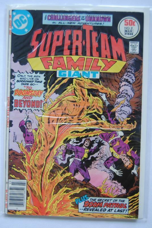 Super-Team Family Giant #9
