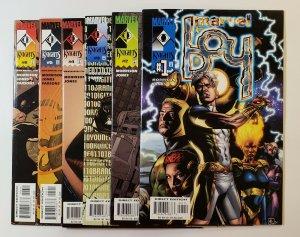 Marvel Knights Marvel Boy #1-6 Set  Marvel Comics 2000 VF/NM