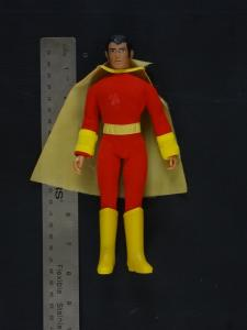 MEGO 8 CAPTAIN MARVEL ACTION FIGURE-1970's-NO CARD-VINTAGE-RARE!