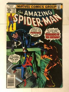 Amazing Spider-Man 175 Newstand Edition