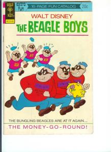 The Beagle Boys #19, - Bronze Age - Jan., 1974 (VF)