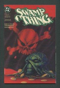 Swamp Thing #114  (2nd Series)  9.0 VFN/NM  December 1991