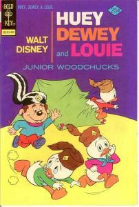 HUEY DEWEY & LOUIE (1966-1984 GK) 28 VF-NM   Sep. 1974 COMICS BOOK