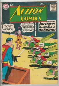 Action Comics #273 (Feb-60) VG/FN+ Mid-Grade Superman, Supergirl