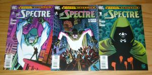 Infinite Crisis Aftermath: the Spectre #1-3 VF/NM complete series WILL PFEIFER 2