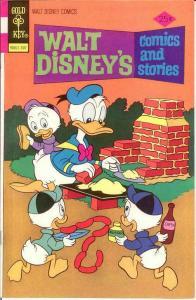 WALT DISNEYS COMICS & STORIES 418 VF-NM July 1975 COMICS BOOK