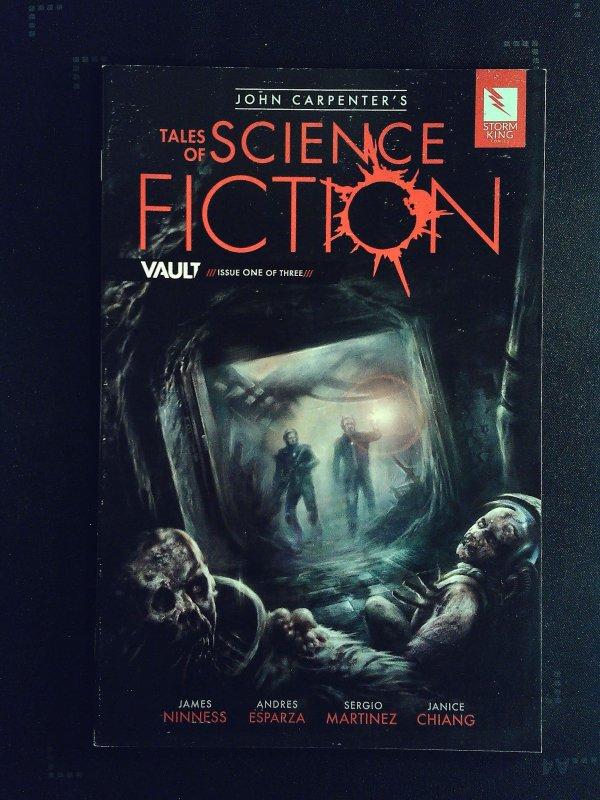 John Carpenter's Tales of Science Fiction: Vault #1 (2017)