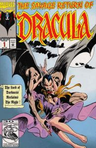 Savage Return of Dracula, The #1 FN; Marvel | save on shipping - details inside