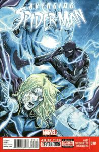 Avenging Spider-Man #18 VF/NM; Marvel   save on shipping - details inside