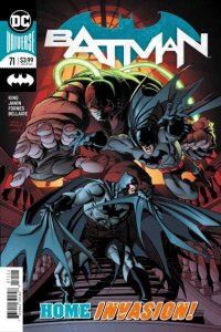 Batman (2016 series) #71, NM + (Stock photo)