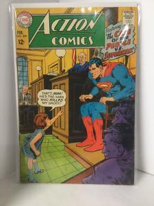 Action Comics 359 5.5 Fn- Fine- DC Comics SA