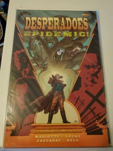 Desperadoes: Epidemic! #1 (1999)