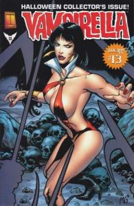 Vampirella (2001 series) #13, NM- (Stock photo)