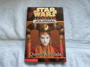 LUCAS BOOKS 1999 STAR WARS EPISODEI 1 JOURNAL QUEEN AMIDALA
