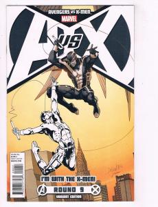 Avengers Vs. X-Men # 9 NM 1st Print Variant Marvel Comic Book Storm Rogue BN10