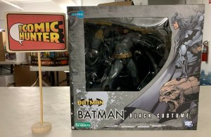 Kotobukiya Artfx DC Batman Black Costume Statue
