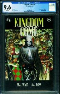 Kingdom Come #1 CGC 9.6-Mark Waid-DC 2085322004