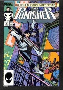 Punisher 1987 #1 VF 8.0