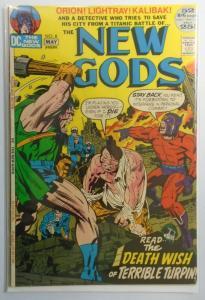 New Gods (1st Series) #8, Jack Kirby 5.0 (1972)
