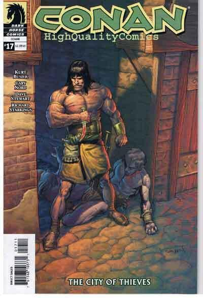 CONAN #17, NM, Robert Howard, Dark Horse, Blood, 2004, more in store
