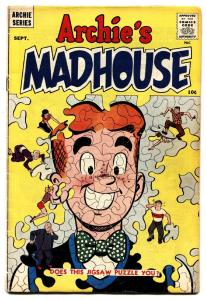 Archie's Madhouse #1 comic book 1959-Archie-1st issue-rare