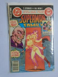 Superman Family #214, Water Stains 3.0 (1982)