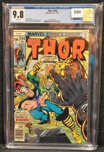 Thor #266 CGC 9.8