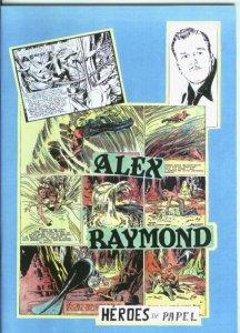 Heroes de Papel numero 53: Alex Raymond
