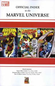 Official Index to the Marvel Universe #9 VF/NM; Marvel | save on shipping - deta