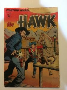 Hawk 9 GD- Joe Kubert Art St Jane
