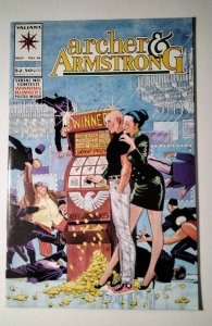 Archer & Armstrong #16 (1993) Valiant Comic Book J756