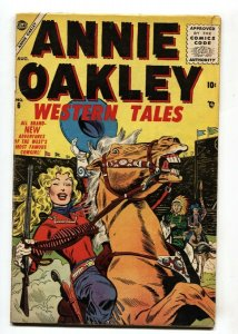 Annie Oakley #6 1955-Al Williamson-comic book-Atlas