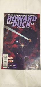 Howard the Duck #2 - NM - Marvel 2016