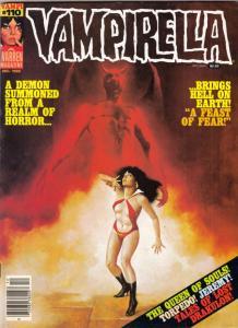 Vampirella Magazine #110 (Dec-82) NM Super-High-Grade Vampirella