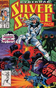 Silver Sable #11 VF/NM; Marvel | we combine shipping