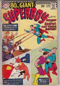 Superboy #138 (Jun-67) VG/FN+ Mid-Grade Superboy