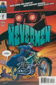 Nevermen, The #3 VF/NM; Dark Horse | save on shipping - details inside