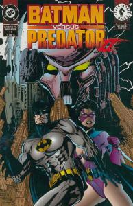 Batman versus Predator II: Bloodmatch #1 VF/NM; DC | save on shipping - details