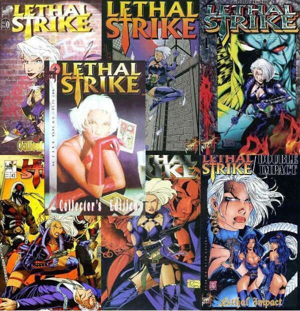 LETHAL STRIKE (1995 LNS) 0,0A,1/2,1-3,LETHAL IMPACT