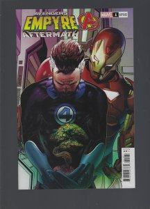 Empyre: Avengers Aftermath #1 Variant (2020)